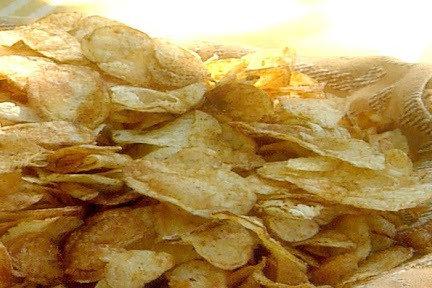 Just crisps 150g