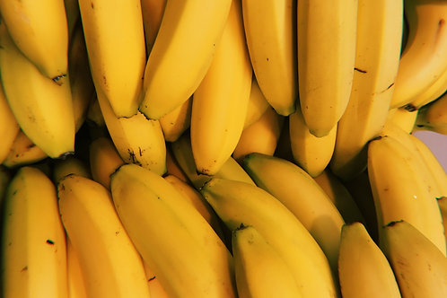 Organic Bananas Canary (each) (£0.58/100g)