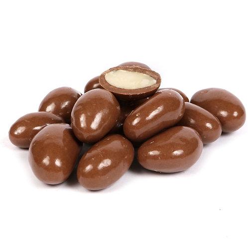 Organic Milk Chocolate Brazil Nuts 200g (£2.75/100g)