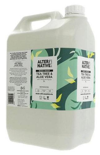 Alter/Native Aloe & Tea Tree Body Wash 500ml
