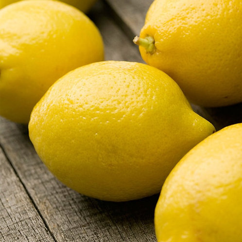 Organic Large Lemon  (each) (£0.37/100g)