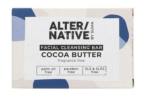 ALTER/NATIVE Facial Bar w/ Cocoa 95g
