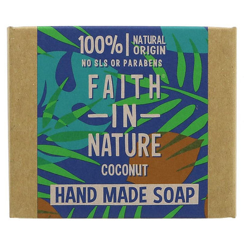 Faith in Nature Coconut Soap bar