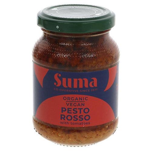 Suma Organic vegan Pesto Rosso 190g