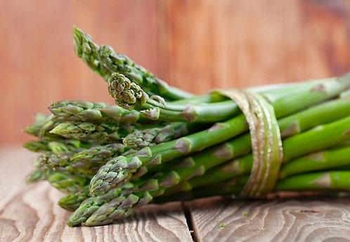 Organic Asparagus (bunch ~240g)