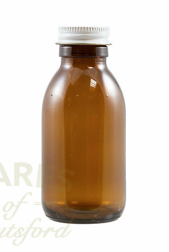 Amber Glass Bottle 100ml