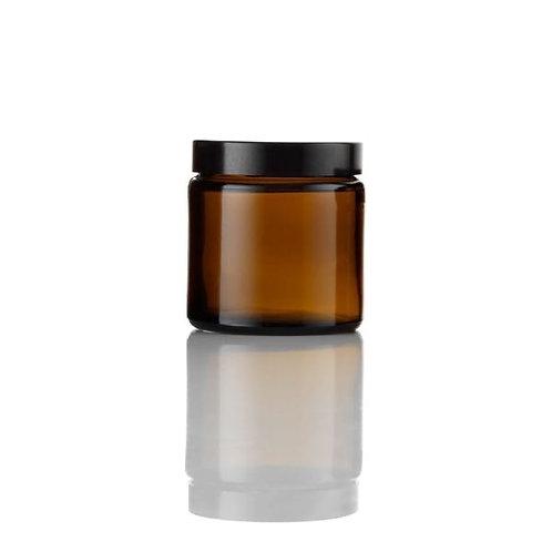 Amber Jar 120ml/125gr