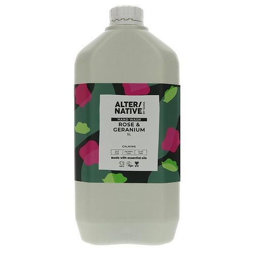 Alter/Native Rose Body Wash 500ml (£1.21/100g)