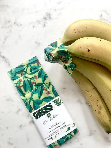 Eco Kiddles Vegan Food Wraps 3X - Medium Pack