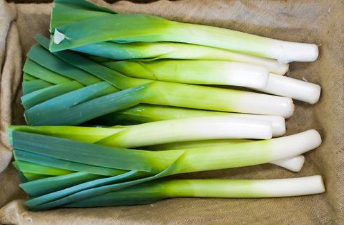 Organic Leek (each)