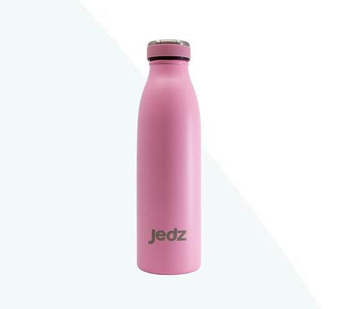 Jedz bottle 500ml pink