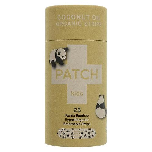 Organic Patch plasters Kids Panda