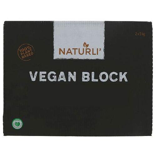 Organic Naturli' Vegan Butter Block REFILL 200g (plastic-free)