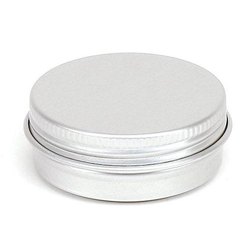 Round Aluminium Tin 30ml