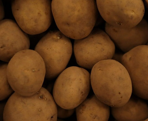 Organic Potatoes Twister Ware (1 kilo)