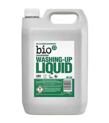 Bio D Washing up Liquid 1L in Glass Bottle (£0.39/100g)