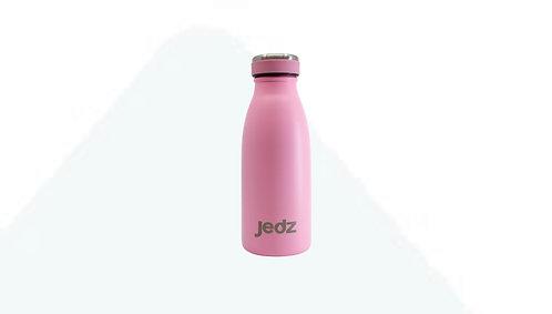 Jedz bottle 350ml pink