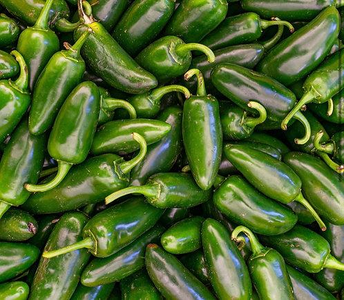 Organic Jalapeño Pepper 4xPack  (£1.50/100g)