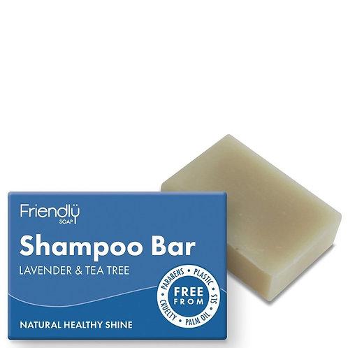 Friendly Lavender & TeaTree Solid SHAMPOO