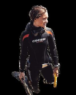Chiara wetsuit