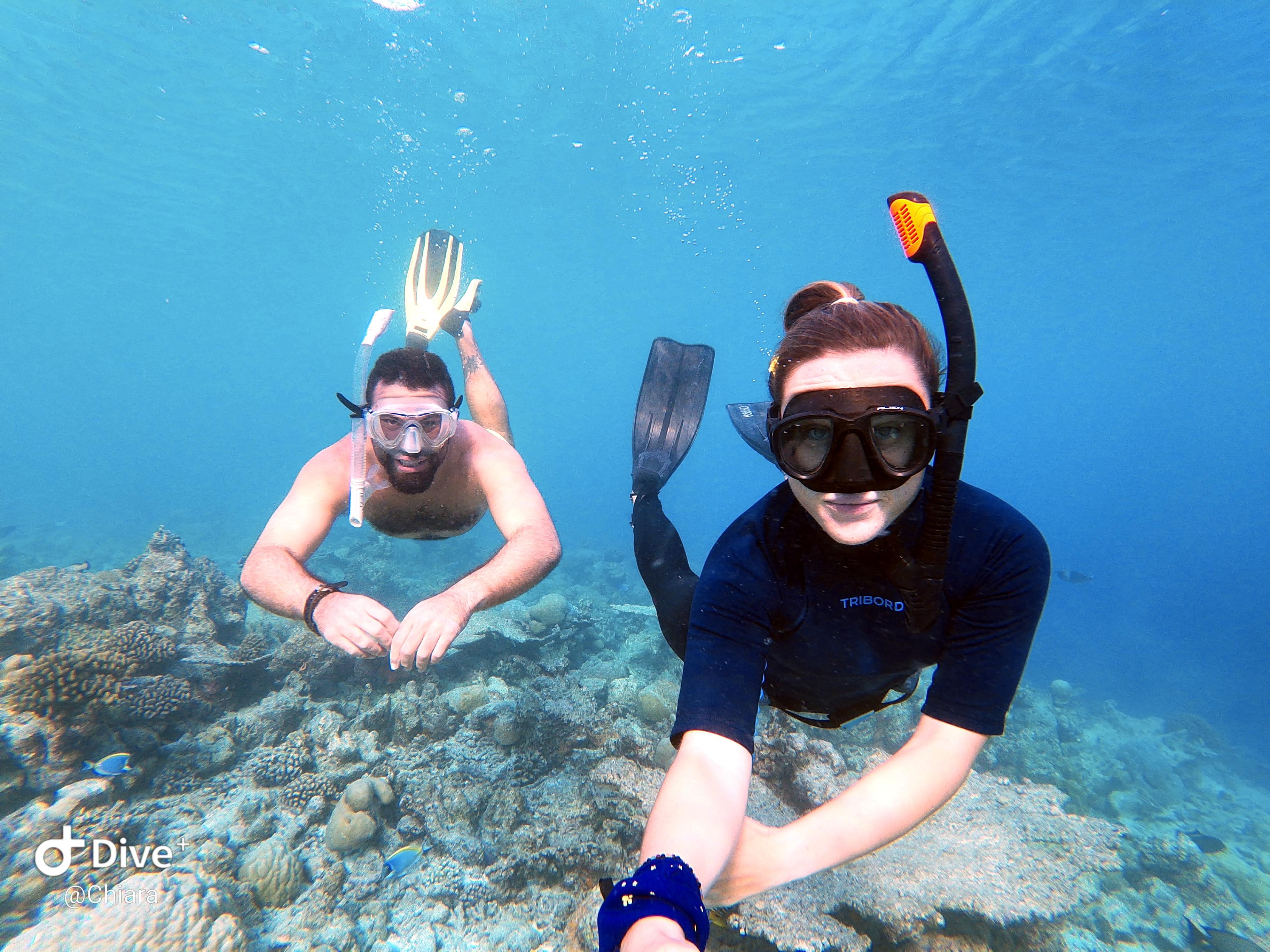 Snorkeling Rasdhoo