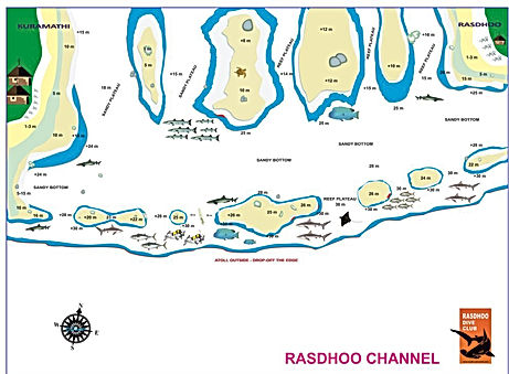 Maping Rasdhoo Channel