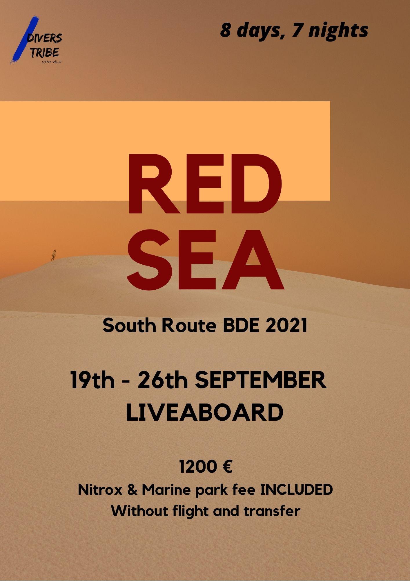 Red Sea Liveaboard