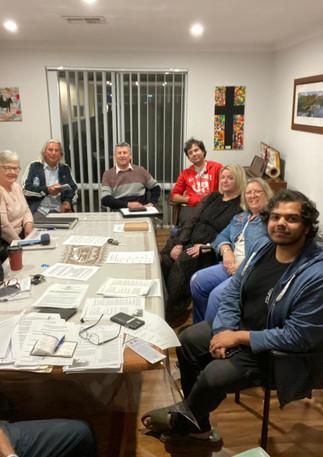 Parish Pastoral Council meeting