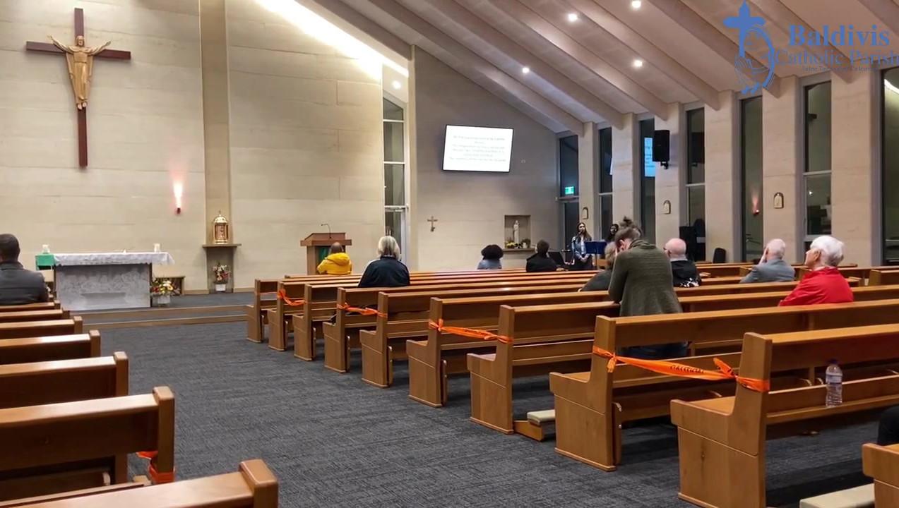 Youth Choir - Shepherd of my soul