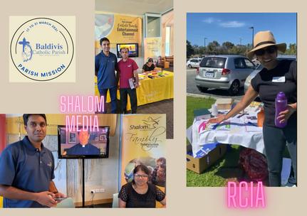 Shalom Media and RCIA