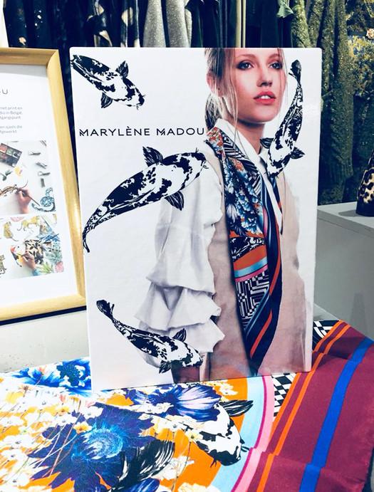MARYLENE MADOU