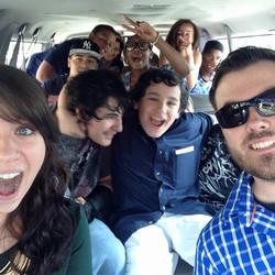Youth Van Ride