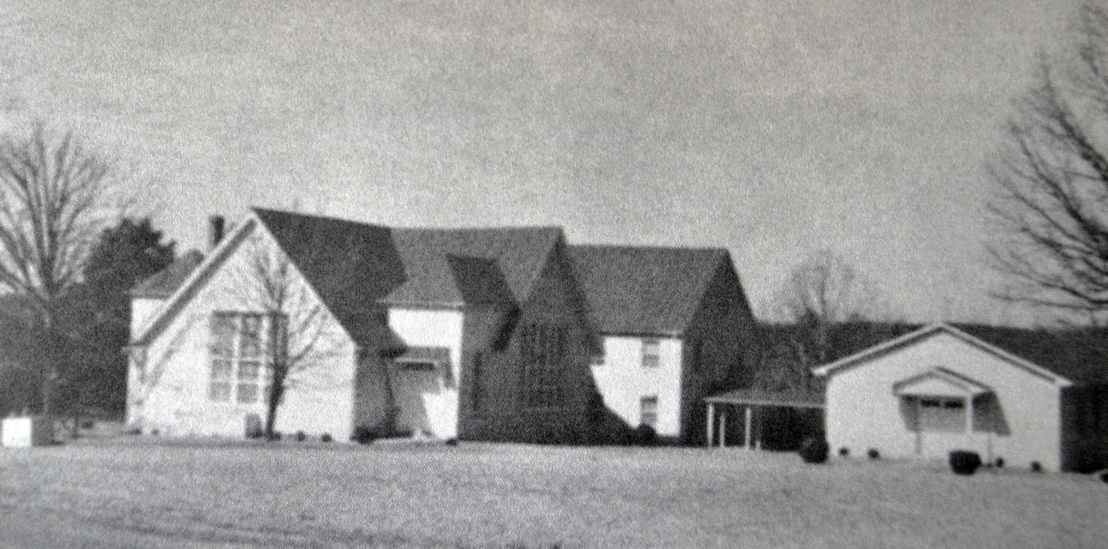 Childrey Baptist Church 1985