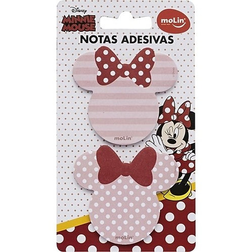 Notas Adesivas MOLIN Mickey/ Minnie