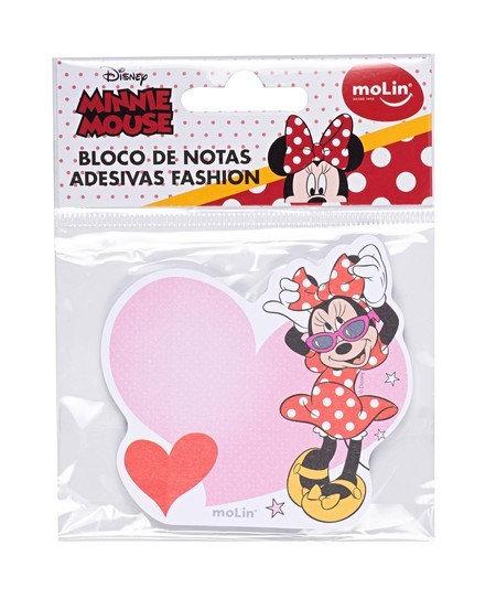 Bloco Adesivo MOLIN Fashion Minnie