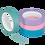 Thumbnail: Washi Tape BRW Slim Fresh Colors 10un
