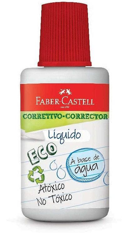 Corretivo FABER CASTELL Líquido 18 ML 1un.