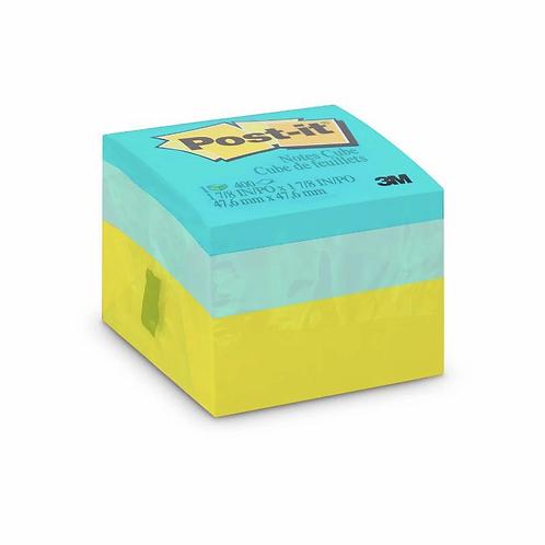 Cubinho Post-It® 3M 47,6x47,6mm 400fls