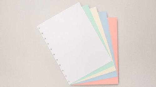 Caderno Inteligente Refil Colorido