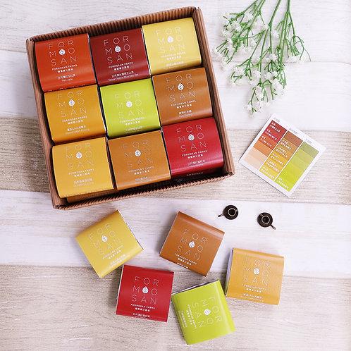 Formosan Farms都會甜蜜全茶葉禮盒/18入(手捧親送/高級白封套款)
