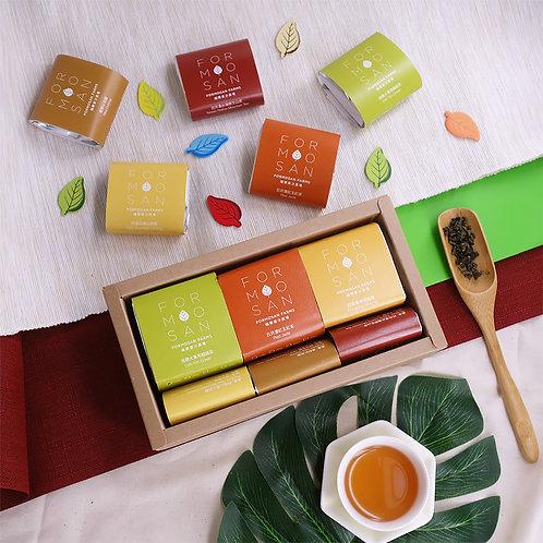 Formosan Farms/ Four Seasons/ 彩春送欣/ 全茶葉禮盒