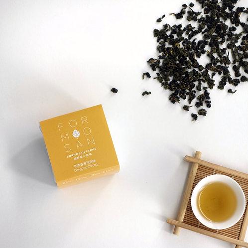 產地到茶杯の小農單品茶 / 四季春凍頂烏龍茶 / 全茶葉50g