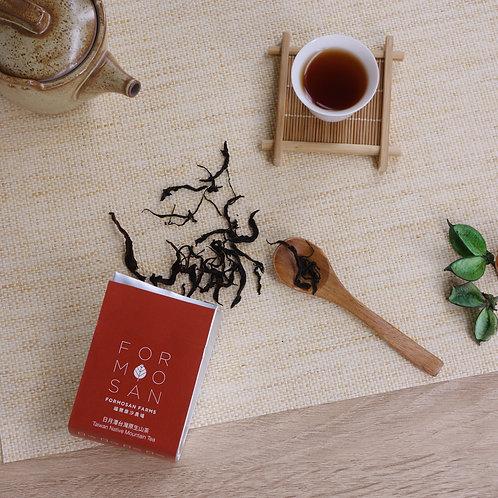 產地到茶杯の小農單品茶 / 台灣原生山茶 / 全茶葉15g