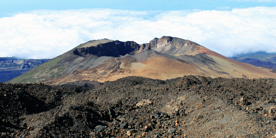 Pico Viejo, Tenerife, Spain