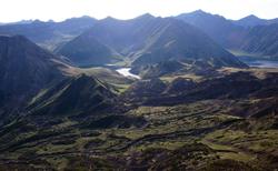 Bakening Volcano, Kamchatka