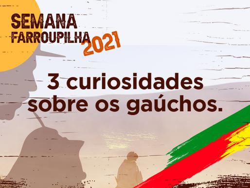Dia do Gaúcho: confira 3 curiosidades sobre o povo do Rio Grande do Sul