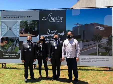 Angelus Cemitério Vertical: novo empreendimento sustentável do Grupo Prever Sul