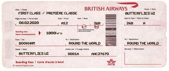 Quiz Ticket