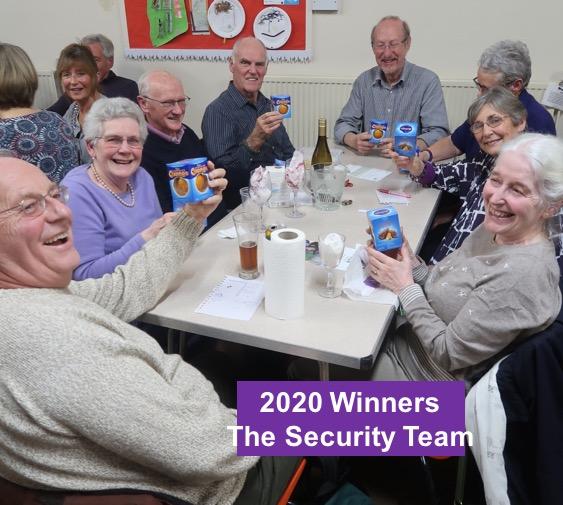 2020 Quiz Winners