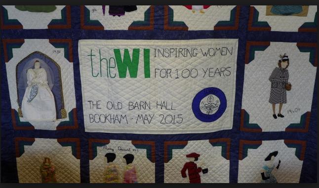 WI Centenary Celebration
